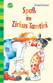 Spaß im Zirkus Tamtini Cover