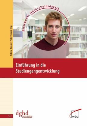 Einführung in die Studiengangentwicklung