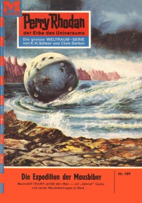 Perry Rhodan 189: Die Expedition der Mausbiber