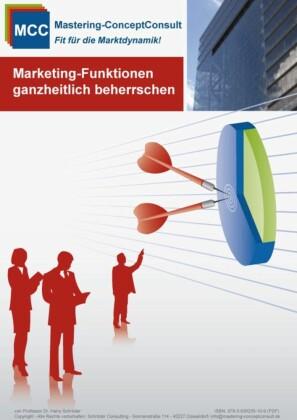 Marketing-Funktionen ganzheitlich beherrschen
