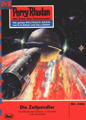 Perry Rhodan - Die Zeitpendler (Heftroman)