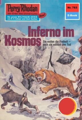 Perry Rhodan 763: Inferno im Kosmos