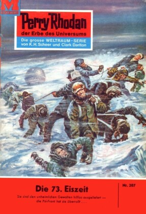 Perry Rhodan 207: Die 73. Eiszeit