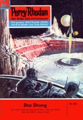 Perry Rhodan 204: Das Drung