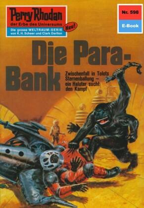 Perry Rhodan 598: Die Para-Bank