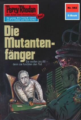 Perry Rhodan - Die Mutantenfänger (Heftroman)
