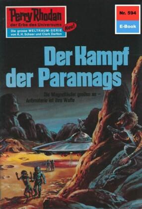 Perry Rhodan 594: Der Kampf der Paramags