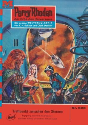 Perry Rhodan - Treffpunkt zwischen den Sternen (Heftroman)