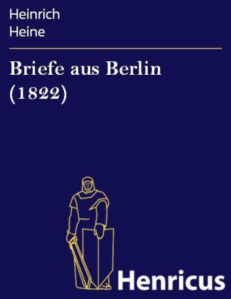 Briefe aus Berlin (1822)