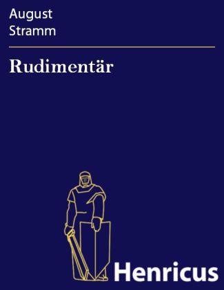 Rudimentär
