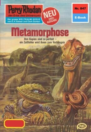 Perry Rhodan 847: Metamorphose