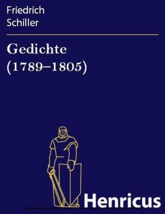 Gedichte (1789-1805)