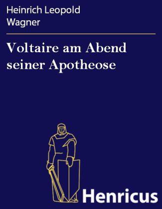 Voltaire am Abend seiner Apotheose