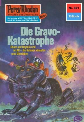 Perry Rhodan - Die Gravo-Katastrophe (Heftroman)