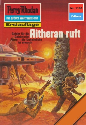 Perry Rhodan - Aitheran ruft (Heftroman)