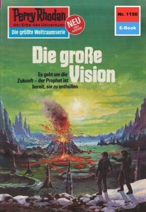 Perry Rhodan - Die große Vision (Heftroman)