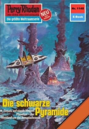 Perry Rhodan - Die schwarze Pyramide (Heftroman)