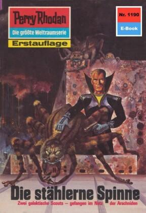 Perry Rhodan - Die stählerne Spinne (Heftroman)