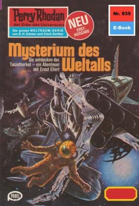 Perry Rhodan 935: Mysterium des Weltalls