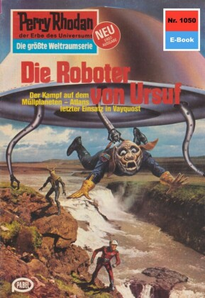 Perry Rhodan 1050: Die Roboter von Ursuf