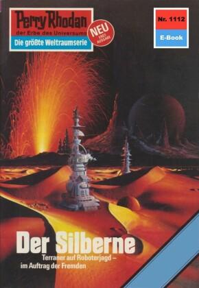 Perry Rhodan 1112: Der Silberne