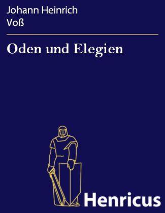 Oden und Elegien