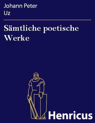Sämtliche poetische Werke