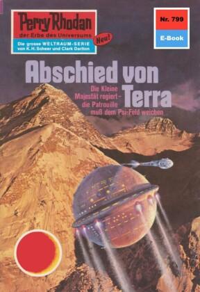 Perry Rhodan 799: Abschied von Terra