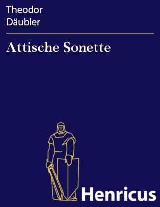 Attische Sonette