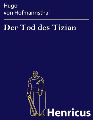 Der Tod des Tizian