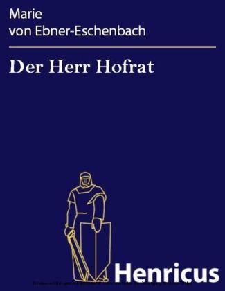 Der Herr Hofrat
