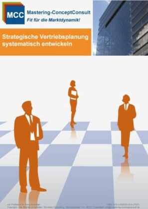 Strategische Vertriebsplanung systematisch durchführen