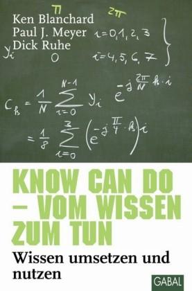 Know can do - vom Wissen zum Tun