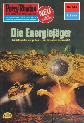 Perry Rhodan - Die Energiejäger (Heftroman)