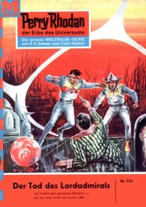 Perry Rhodan - Der Tod des Lordadmirals (Heftroman)