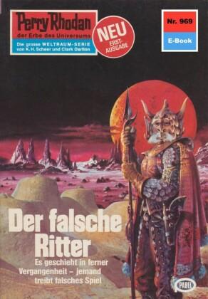 Perry Rhodan 969: Der falsche Ritter