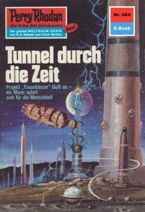 Perry Rhodan 664: Tunnel durch die Zeit