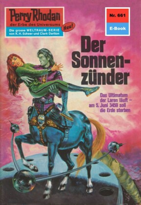 Perry Rhodan - Der Sonnenzünder (Heftroman)