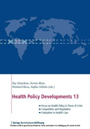 Health Policy Developments 13