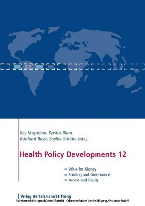 Health Policy Developments 12