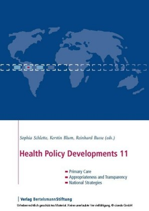 Health Policy Developments 11