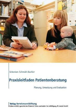 Praxisleitfaden Patientenberatung
