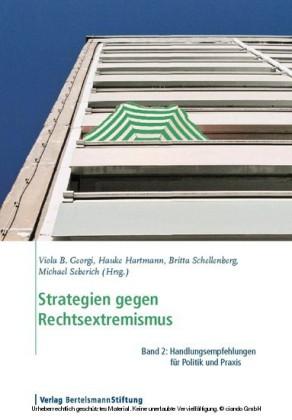 Strategien gegen Rechtsextremismus, Band 2