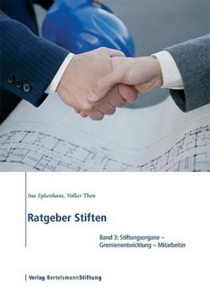Ratgeber Stiften, Band 3