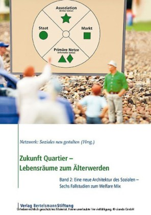 Zukunft Quartier - Lebensräume zum Älterwerden, Band 2
