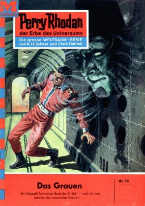 Perry Rhodan 74: Das Grauen
