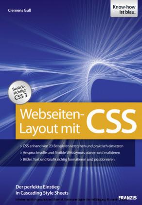 Webseiten-Layout mit CSS