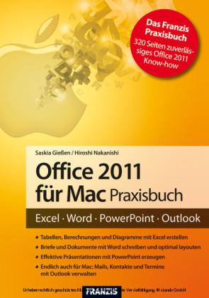 Office 2011 für Mac Praxisbuch