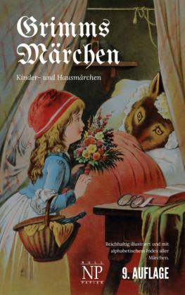 Grimms Märchen - Vollständige, überarbeitete und illustrierte Ausgabe (HD)
