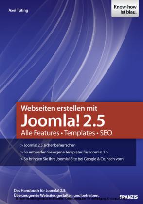 Webseiten erstellen mit Joomla! 2.5